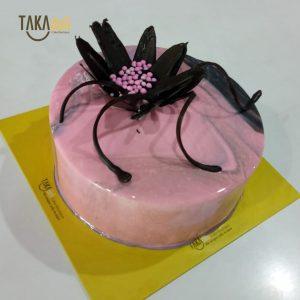 Simple Elegant Cake 06