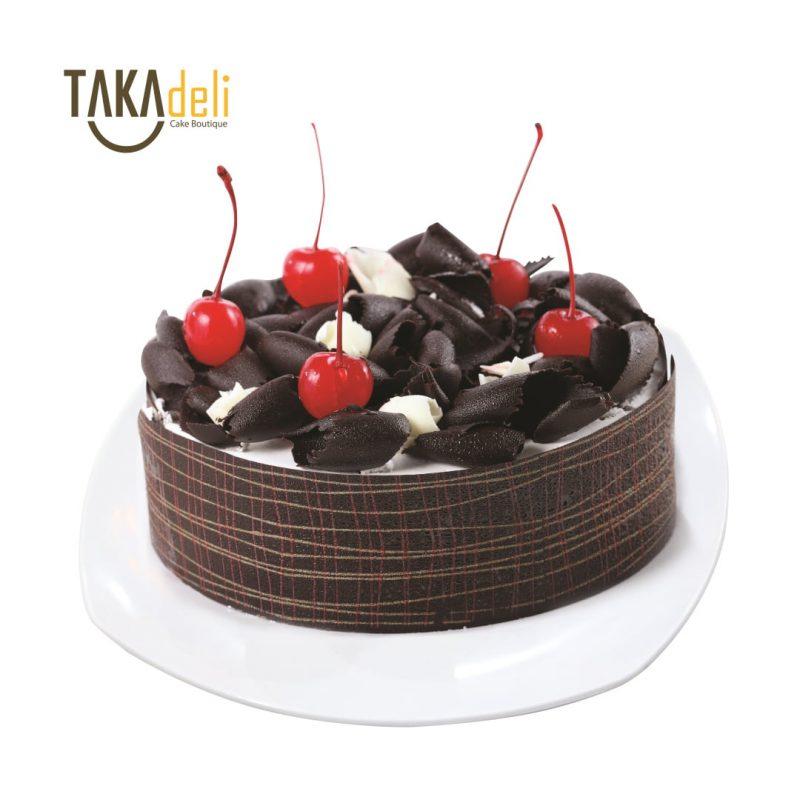 black forest cake takadeli murah dan enak