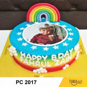 photo cake anak anak murah dan enak