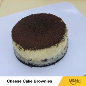 cheese cake brownies takadeli