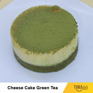 cheese cake green tea takadeli indonesia murah dan enak