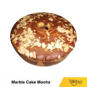 marble cake mocha takadeli