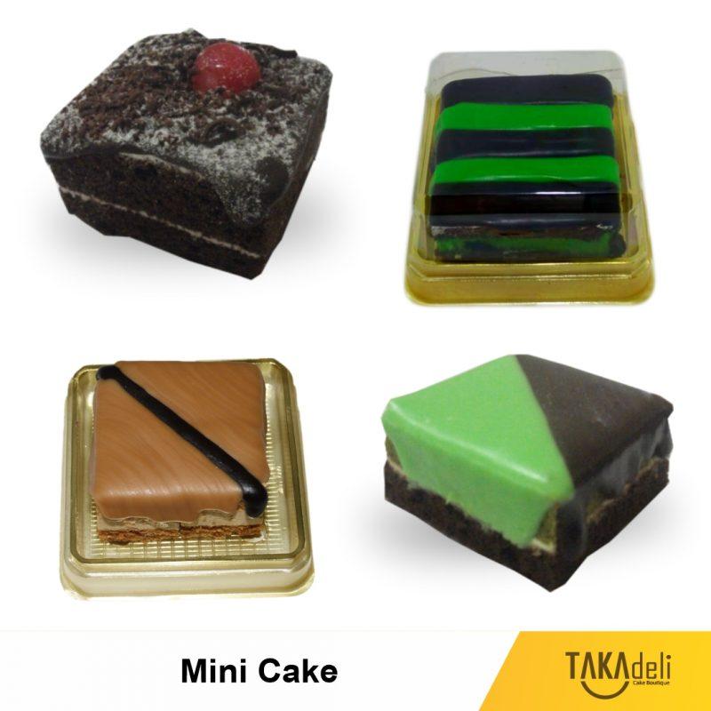 mini cake takadlei